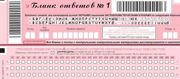 егэ по русскому 2013 год тесты